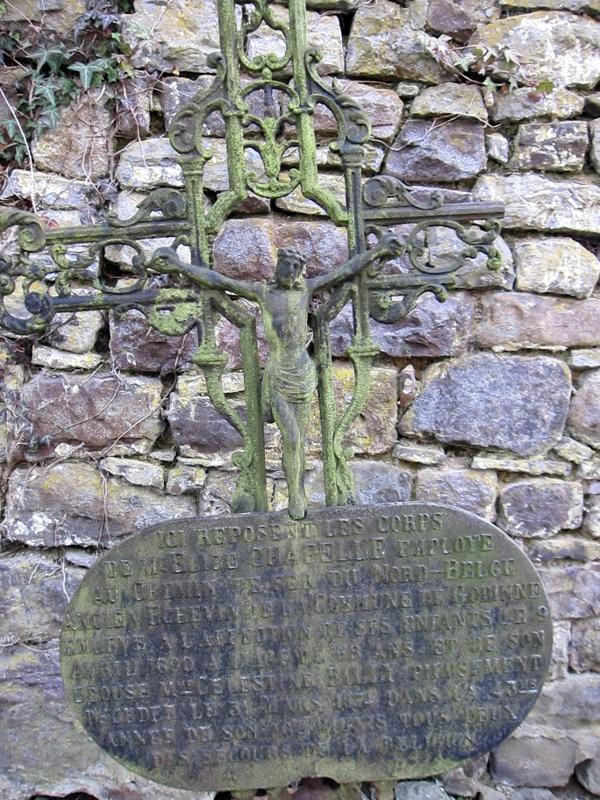 Croix volée