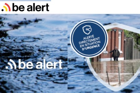 BE-Alert : Yvoir adhère au système d'alerte national
