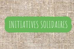 Initiatives solidaires, aides aux personnes isolées