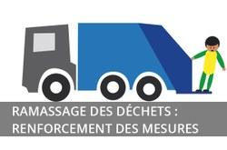Informations et Instructions du BEP concernant les collectes des déchets