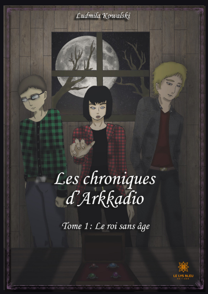 Les chroniques d'Arkkadio