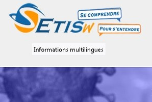 Multilingual information on deconfinement