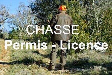 Permis et licence de chasse par voie électronique