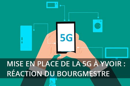 Réaction du Bourgmestre par rapport à la 5G à Yvoir