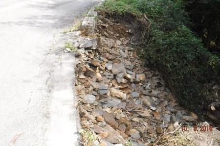 Stabilisation du mur de soutènement Av. de la Vallée