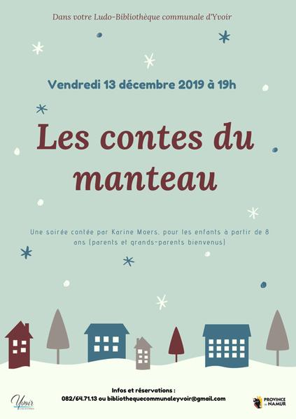 20191213   Contes du manteau