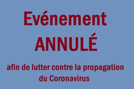 ANNULEE-Excursion du CCA