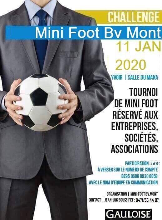 tournoi foot