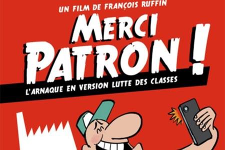 Ciné-débat à Spontin, « Merci Patron ! »