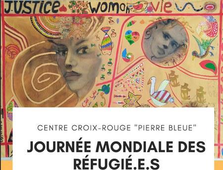 Journée mondiale des réfugié.e.s