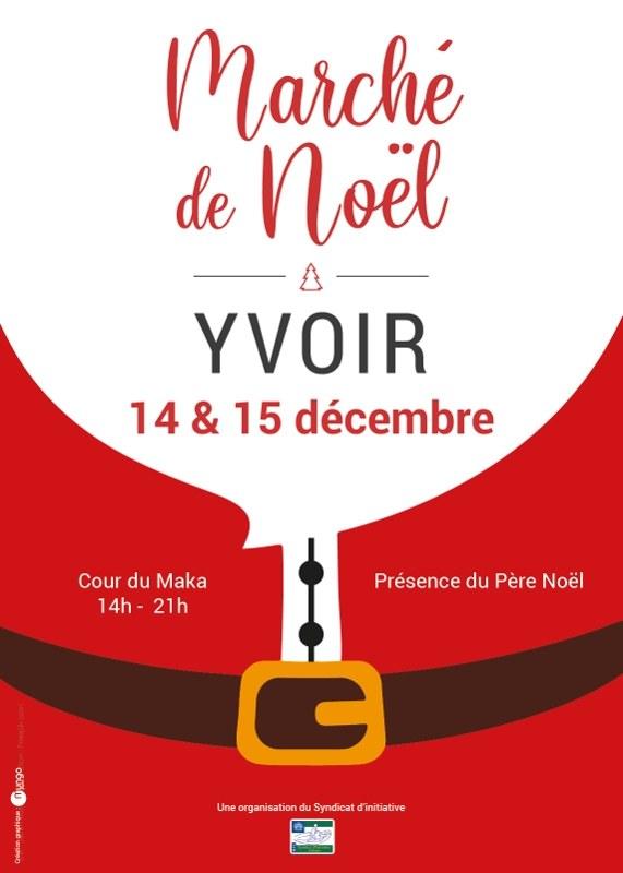 Marché Noël Yvoir 2019