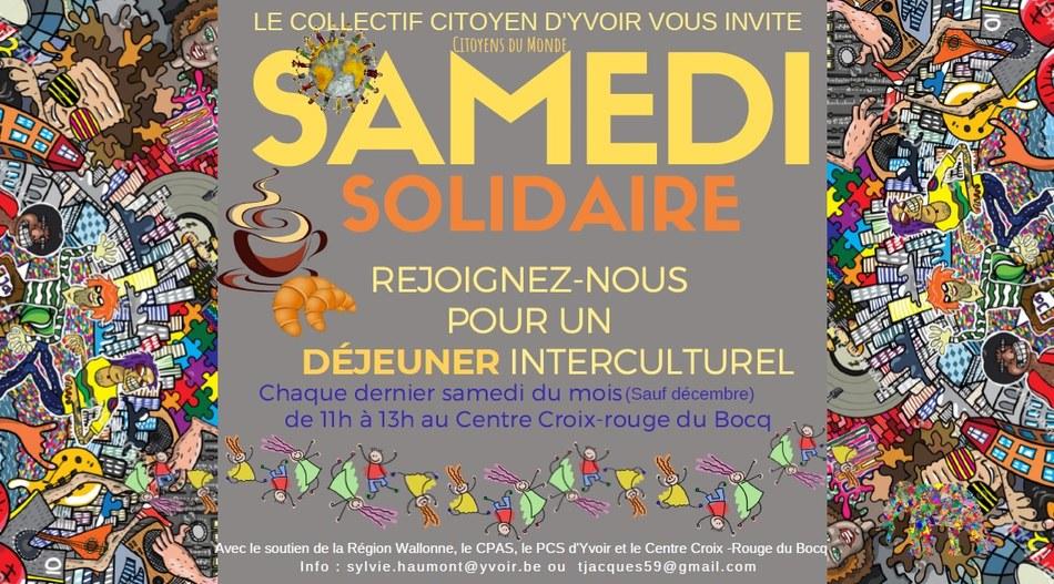 Samedi solidaire