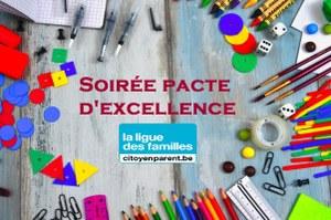Soirée pacte d'excellence