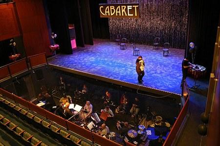 Souper cabaret ladies-night