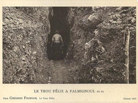 Dom Grégoire Fournier et le Trou Félix