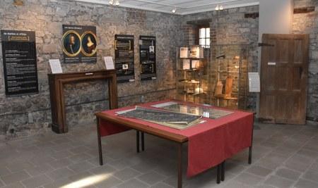 Un musée dans les étables des seigneurs de Godinne
