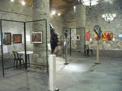 lieu d'exposition