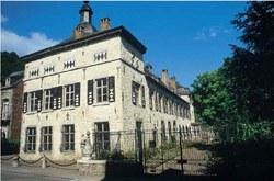 Le chateau de Bouvignes